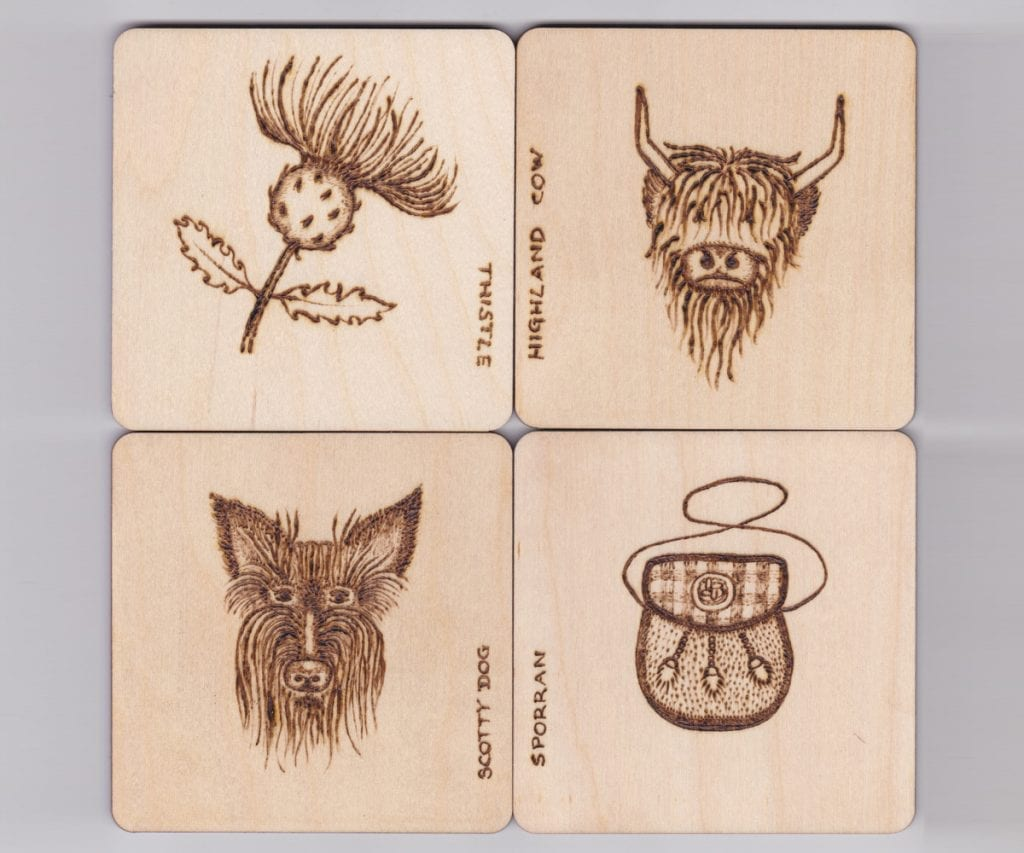 Pyrography - Playing with fire