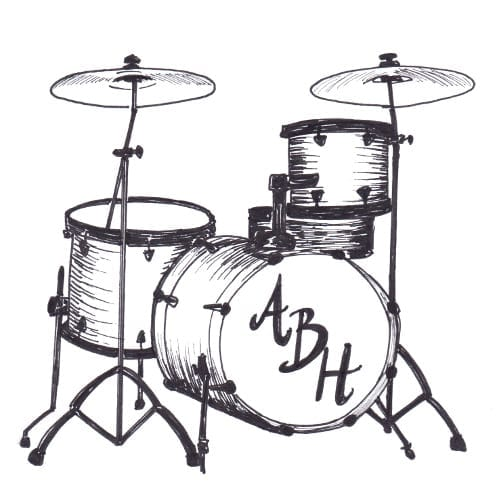 Drums Illustration