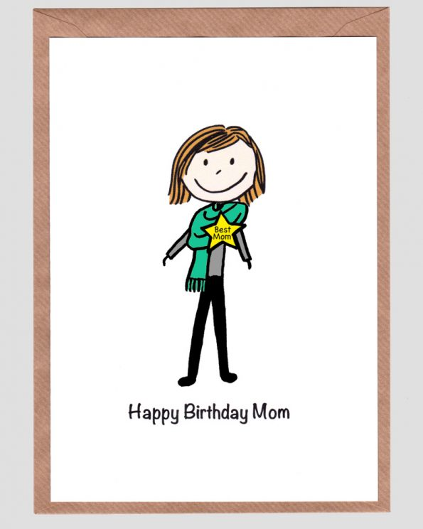 Custom Cards for Mothers