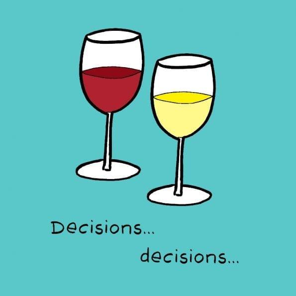 Wine decisions