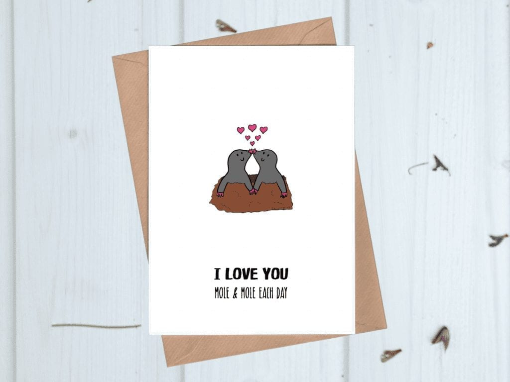 Love Cards Category including Anniversary Cards