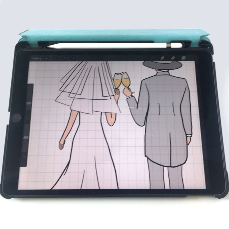 iPad and Apple Pencil