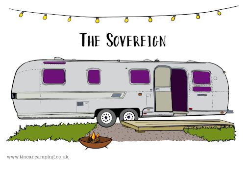 The Sovereign postcard